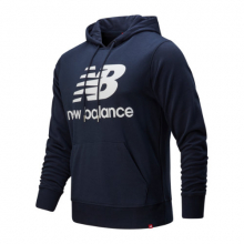 91547 Men's Essentials Stacked Logo Po Hoodie by New Balance in Cardiff Ca