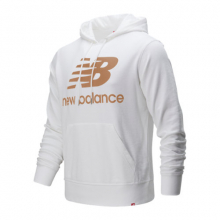 91547 Men's Essentials Stacked Logo Po Hoodie by New Balance in Vancouver BC