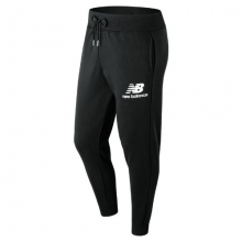 91550 Men's Essentials Stacked Logo Sweatpant by New Balance in Overland Park KS