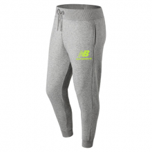 91550 Men's Essentials Stacked Logo Sweatpant by New Balance in Delta Bc