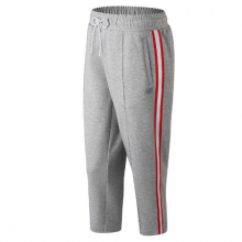 91519 Women's NB Athletics Select Cropped Track Pant by New Balance in Mystic Ct