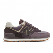 574 Metallic Patch Women's 574 Shoes by New Balance