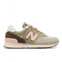 574 Metallic Patch Women's 574 Shoes by New Balance in Encinitas Ca
