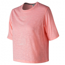 New Balance 91467 Women's Well Being Cropped Tee by New Balance