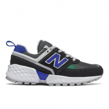 574 Sport Kids Grade School Lifestyle Shoes by New Balance in Mystic Ct