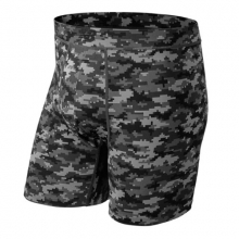 1079 Men's Premium 6 Inch Pocket Boxer Brief 1 Pair by New Balance