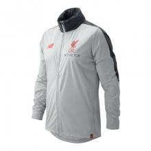 New Balance 910024 Men's Liverpool FC Elite Training Precision Rain Jacket by New Balance