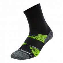 New Balance  Men's and Women's Trail Run Short Crew Socks by New Balance