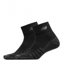 Men's and Women's Coolmax Quarter Socks 2 Pair by New Balance