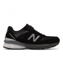 Made in US 990v5 Women's Classic Sneakers Shoes by New Balance in Delta BC