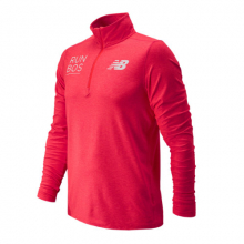 New Balance 91027 Men's Boston Quarter Zip by New Balance in Mystic Ct