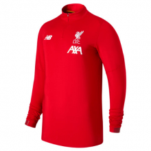 New Balance 931006 Men's Liverpool FC On-Pitch LS Midlayer by New Balance in Encino Ca