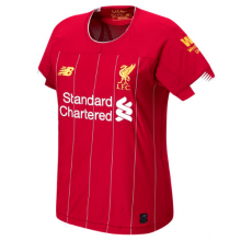New Balance 930000 Women's Liverpool FC Home Womens SS Jersey by New Balance