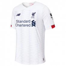 New Balance 930013 Men's Liverpool FC Away SS Jersey No EPL Patch by New Balance