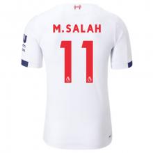 New Balance 939814 Men's Liverpool FC Away SS Jersey Salah No EPL Patch by New Balance