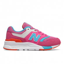 997H Kids Girls Grade School Lifestyle Shoes by New Balance