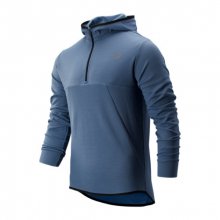 New Balance 93089 Men's Tenacity Hooded QTR Zip by New Balance in San Diego Ca