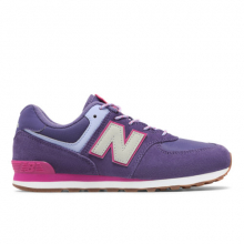 Camp 574 Kids Girls Grade School Lifestyle Shoes by New Balance