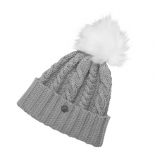 New Balance 93012 Women's W Lux Knit Pom Beanie by New Balance in Roseville CA≥nder=womens