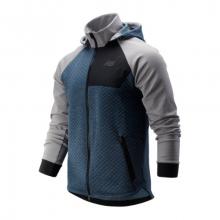 New Balance 93001 Men's NB Heat Loft Full Zip Hooded Jacket by New Balance
