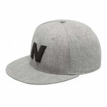 Men's and Women's Exploded Logo Hat by New Balance in Lieusaint France