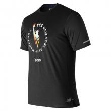 New Balance 93222 Men's NYC Marathon NB Ice 2.0 Sleeve Short
