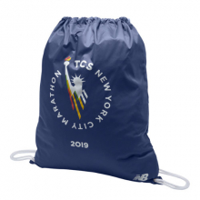 New Balance  Men's and Women's NYC Marathon Cinch Sack by New Balance