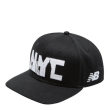 Men's and Women's TCS NYC Marathon Graphic Patch Hat by New Balance