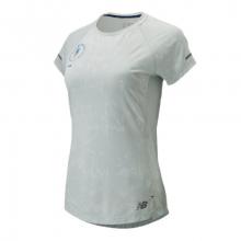 New Balance 93201 Women's NYC Marathon Printed NB ICE 2.0 Short Sleeve