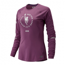 New Balance 93224 Women's NYC Marathon NB ICE Long Sleeve by New Balance