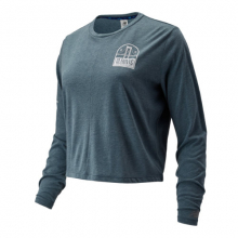 New Balance 93141 Women's NYC Half Relentless Long Sleeve by New Balance