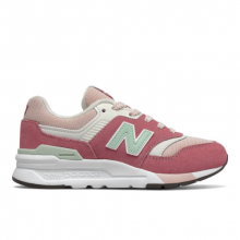 997H Kids' Girls Pre-School Lifestyle Shoes by New Balance