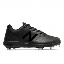 4040v5 Triple Black Men's Cleats and Turf Shoes by New Balance
