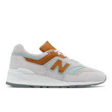 Made in US 997 Men's and Women's Lifestyle Shoes by New Balance