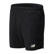 01226 Men's Printed Fast Flight 7 Inch 2 In 1 Short by New Balance