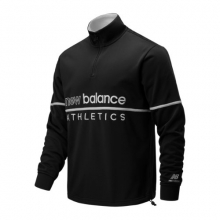 New Balance 01506 Men's NB Athletics Track 1/4 Zip by New Balance