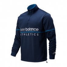 01506 Men's NB Athletics Track 1/4 Zip by New Balance