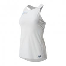 01260 Women's NYC Marathon Q Speed Run Crew Tank by New Balance