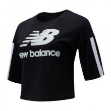 New Balance 01505 Women's NB Athletics Short Sleeve Stacked Tee by New Balance