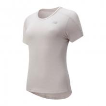 01234 Women's Impact Run Short Sleeve by New Balance in Kirkland WA