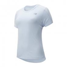 01235 Women's Printed Impact Run Short Sleeve by New Balance