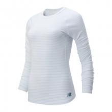 01252 Women's Q Speed Seasonless Long Sleeve by New Balance in Kirkland WA