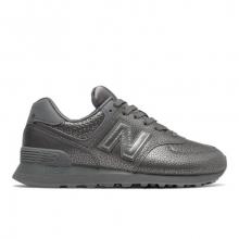 574 Worn Metallic Women's Running Classics Shoes by New Balance