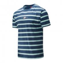 01514 Men's NB Athletics Prep Stripe Tee by New Balance