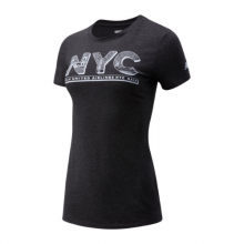 01620 Women's 2020 United Airlines Half NYC Skyline Tee by New Balance