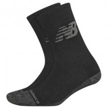 Men's and Women's Cooling Cushion Performance Crew Socks 2 Pair by New Balance