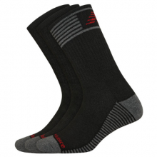 Men's and Women's Performance Cushion Crew Socks 3 Pack by New Balance