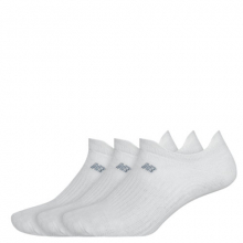 Men's and Women's Flat Knit Lowcut Tab Socks 3 Pack by New Balance