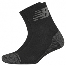 Men's and Women's Cooling Cushion Performance Quarter Socks 2 Pair