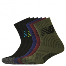 03166 Kids' Kids Performance Cushion Crew Socks 6 Pack by New Balance in Shaker Heights OH